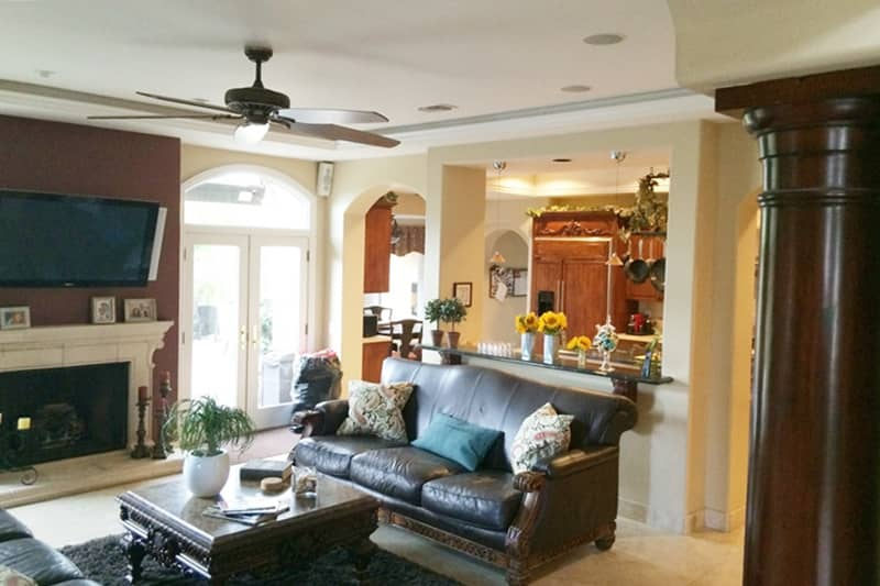 interior painting Orange County California